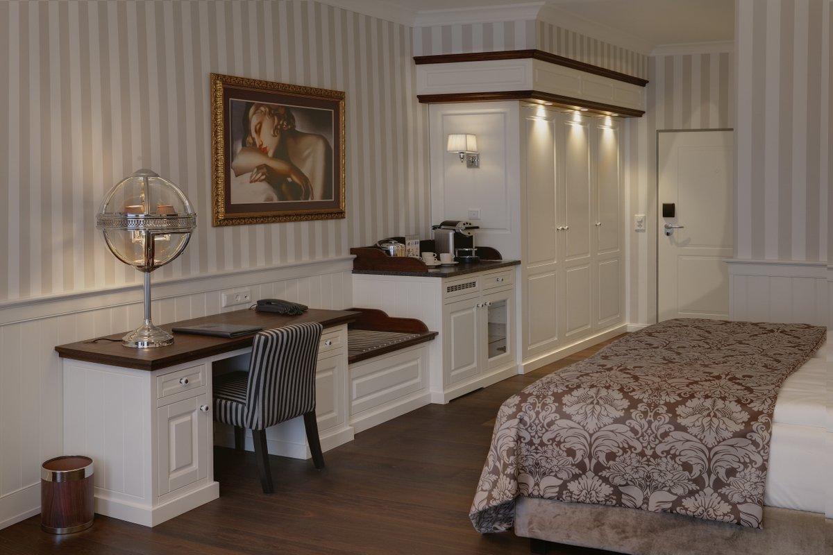 Hotelzimmereinrichtung im Europa Hotel Kühlungsborn