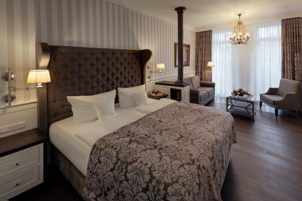 Bett im Europa Hotel Kühlungsborn