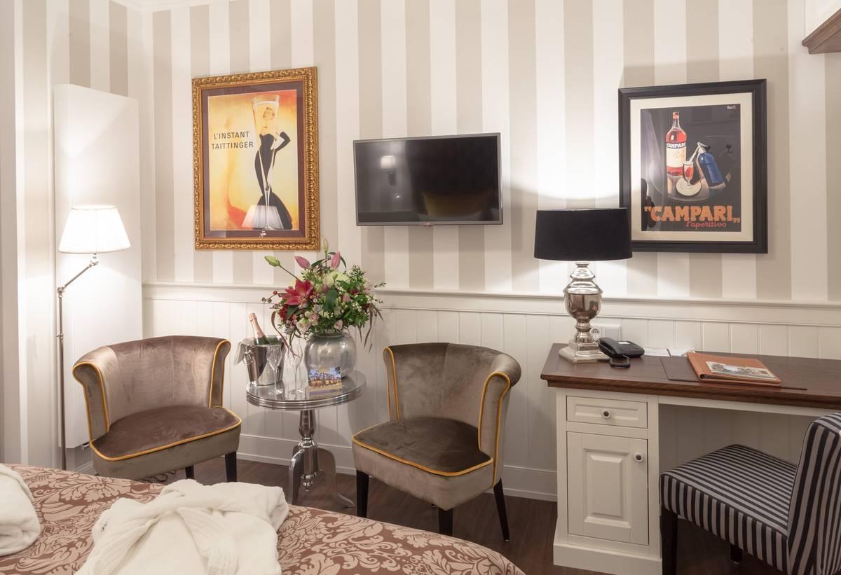 Hotelzimmeinrichtung Europa Hotel Kühlungsborn mit Bildern