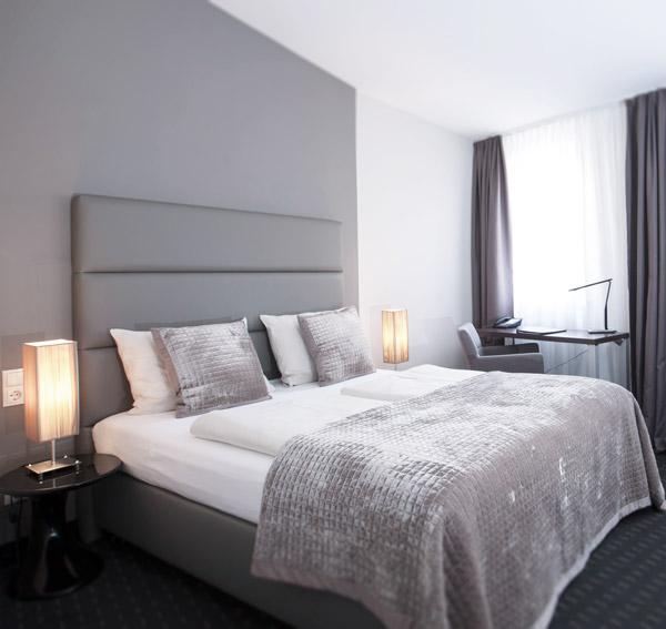 Hotelzimmereinrichtung Zimmer Classique Hotel Du Nord