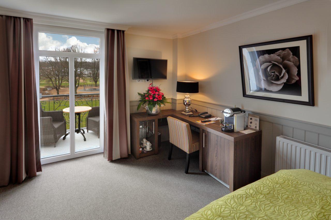 Hotelzimmereinrichtung Max am Meer Kühlungsborn